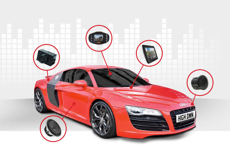 Car Audio & Security Worthing West Sussex
