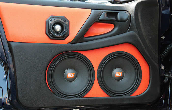 Award winning Polo Audio Upgrade