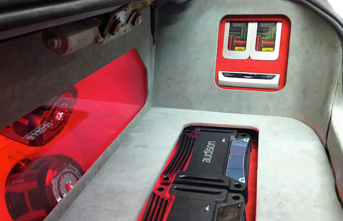 Audison car audio upgrades, Brighton, Worthing, Sussex