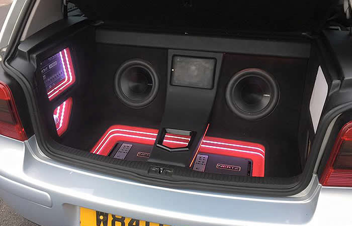 Bespoke Hertz Audio Upgrade