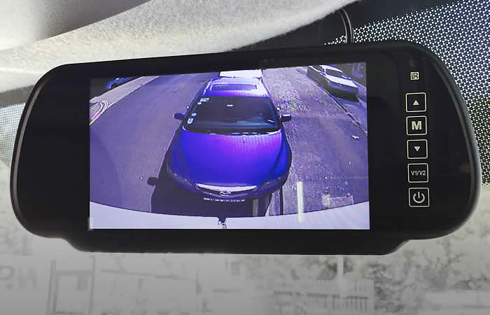 We supply and install reversing cameras to any make of vehicle Worthing, West Sussex