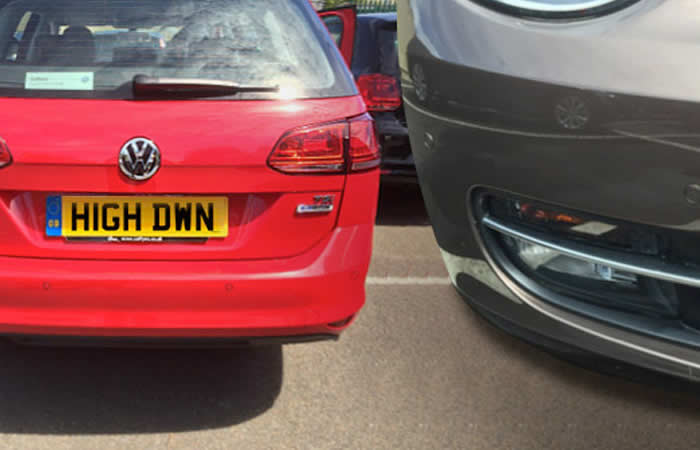 Specialists in VW parking sensors Worthing and Brighton